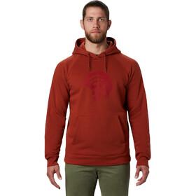 Mountain Hardwear Hardwear Logo Pullover Hoody Herre Rusted
